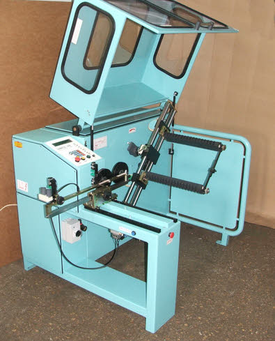Samatic winding machine